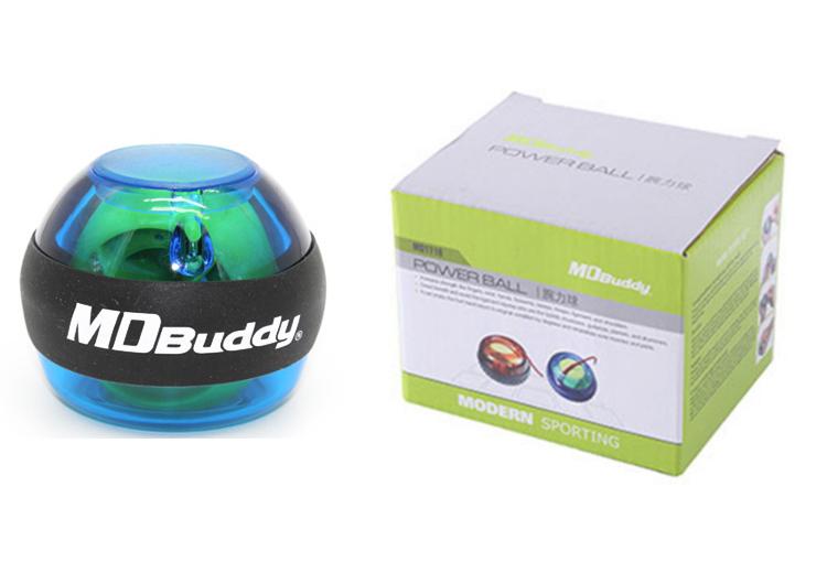 Bao bì sản phẩm bóng tập cổ tay chính hãng thương hiệu MDBuddy