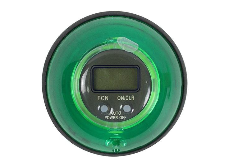 Bóng tập luyện cổ tay Power Ball có mặt đồng hồ chỉ số vòng quay