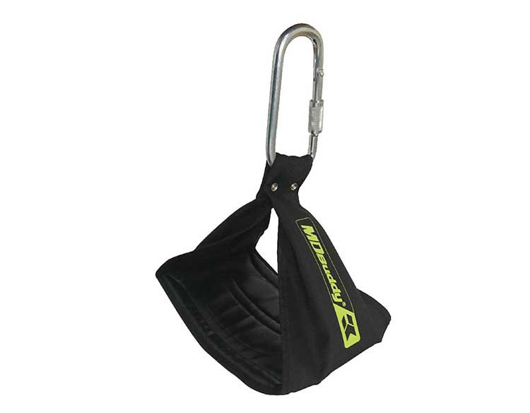 Tập luyện cùng dây treo sẽ giúp bạn có một cơ bụng 6 múi săn chắc