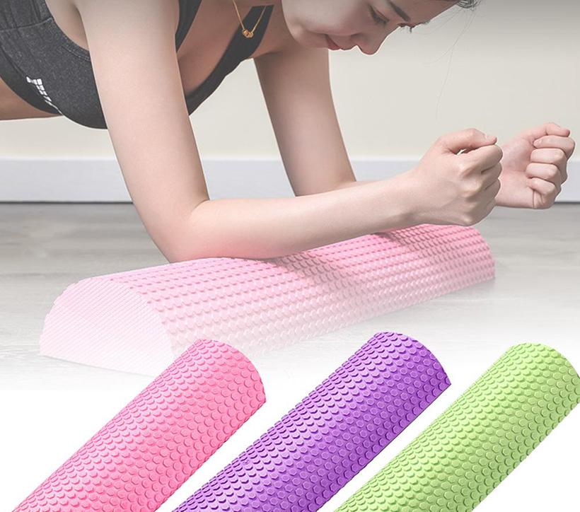 Con lăn massage tập Yoga Foam Roller MDBuddy MDF060 có nhiều màu sắc cho bạn lựa chọn