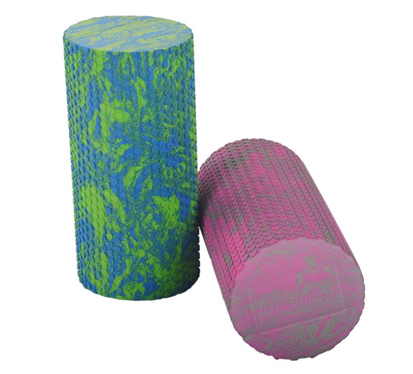 Con lăn tập Yoga MDBuddy MDF055 có 2 màu hồng, xanh