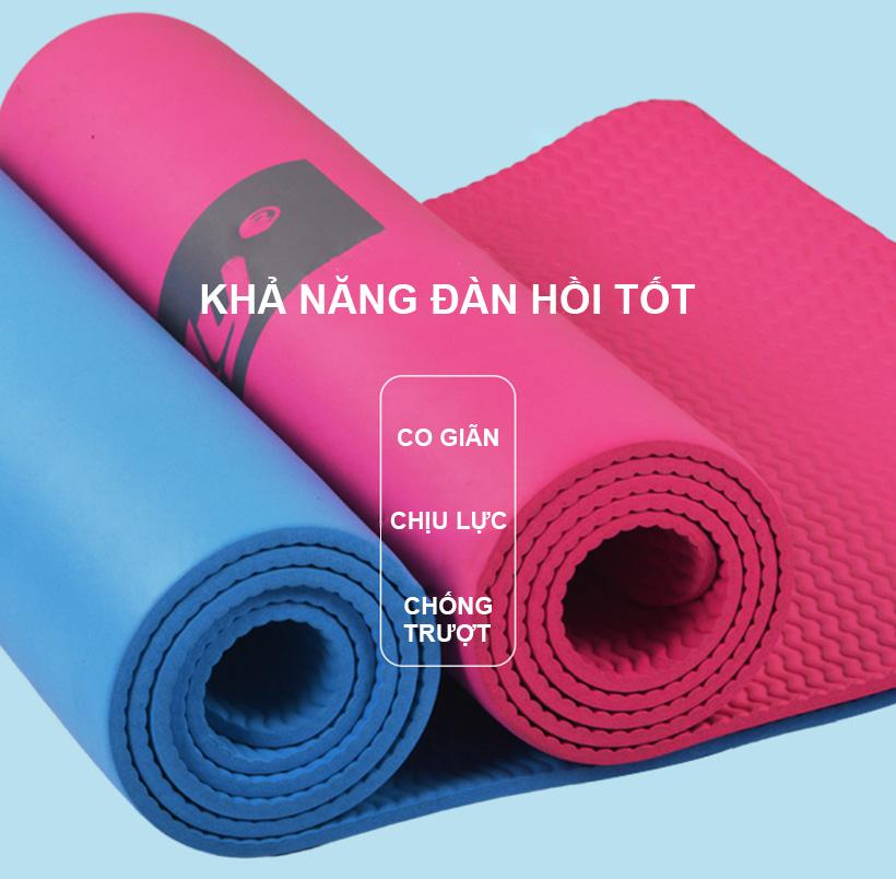 Những ưu điểm vượt trội của thảm tập Yoga cao cấp MDBuddy MD9041
