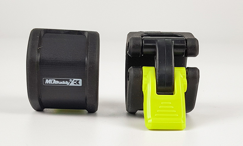 Bộ khóa tạ nhựa Olympic giúp tạo sự cân bằng khi nâng tạ