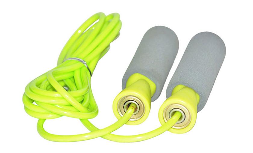 Dây nhảy thể dục MDBuddy MDJR006 màu xanh neon nổi bật