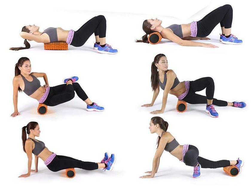 Ống lăn yoga