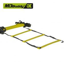 Thang dây, thiết bị rèn luyện tốc độ, sự nhanh nhẹn Agility Ladder MDBuddy MD1363
