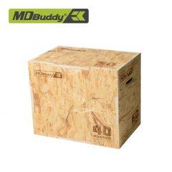 Bục bật nhảy bằng gỗ MDBuddy MD6506