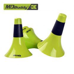 Nón đánh dấu, thiết bị đào tạo sự nhanh nhẹn Speed Cones MDBuddy MD1382