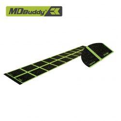 Thảm thang 2 hàng rèn tốc độ, không dịch chuyển, không trơn trượt Double Roll Out Ladder MDBuddy MD1378