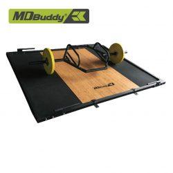 Bộ bệ nâng tạ tập thể hình MDBuddy MD6511