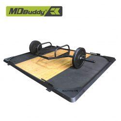 Bộ bệ nâng tạ tập thể hình MDBuddy MD6518