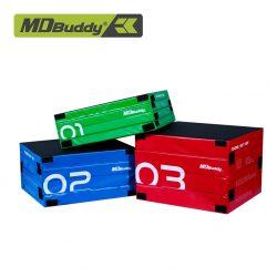 Bộ hộp bật nhảy tùy chỉnh độ cao MDBuddy MD6519