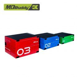 Bộ hộp bật nhảy tùy chỉnh độ cao MDBuddy MD6522